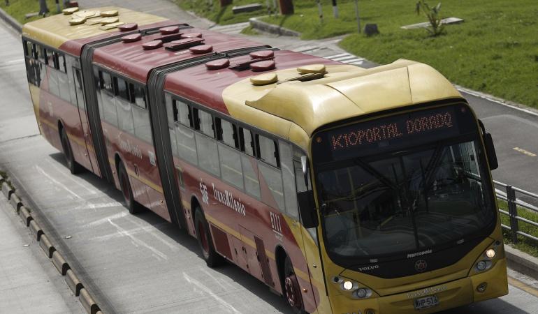 ´Transporte masivo en Bogotá: Procuraduría pide explicaciones sobre adquisición de buses de TM