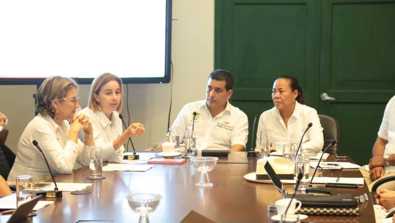 Comisión Regional de Competitividad articula Macroproyectos para Bolívar: Comisión Regional de Competitividad articula Macroproyectos para Bolívar