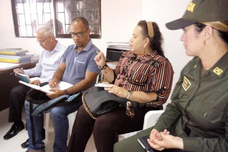 Alcaldía de Arjona trabaja en iniciativas de prevención en colegios: Alcaldía de Arjona trabaja en iniciativas de prevención en colegios