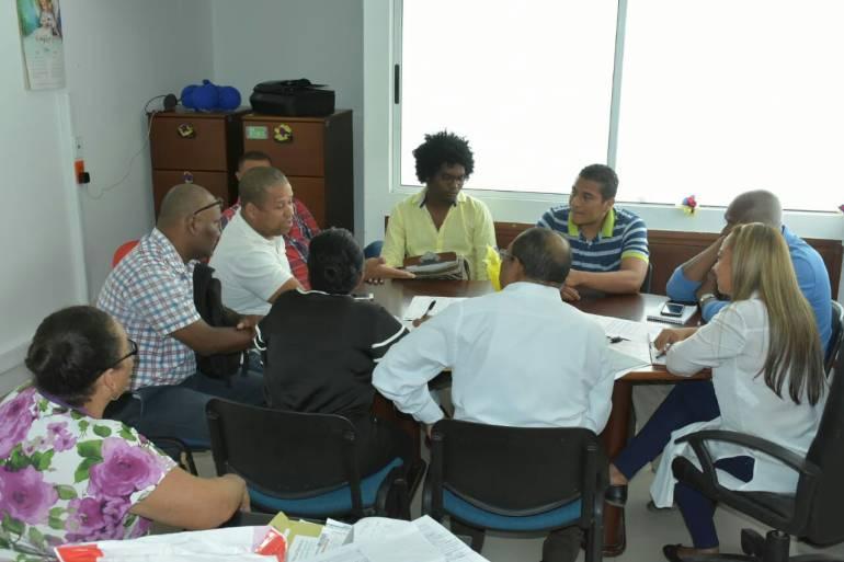 Alcaldía de Cartagena fortalece las organizaciones comunales: Alcaldía de Cartagena fortalece las organizaciones comunales