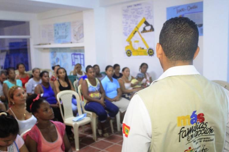 Encuentros pedagógicos de Mas Familias en Acción se toman Cartagena: Encuentros pedagógicos de Mas Familias en Acción se toman Cartagena