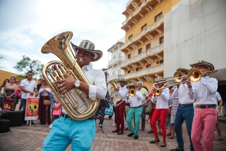 Bolívar Sí Avanza e Icultur prenden la gran fiesta del Porro en Cartagena: Bolívar Sí Avanza e Icultur prenden la gran fiesta del Porro en Cartagena