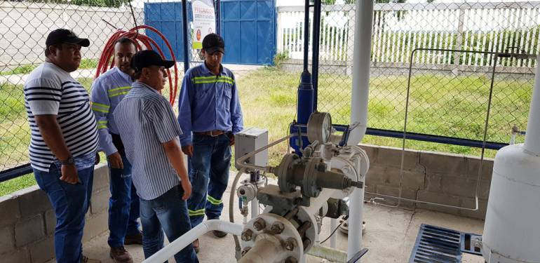 'Gasificación Natural Domiciliaria' generando cambios sociales en Bolívar: 'Gasificación Natural Domiciliaria' generando cambios sociales en Bolívar
