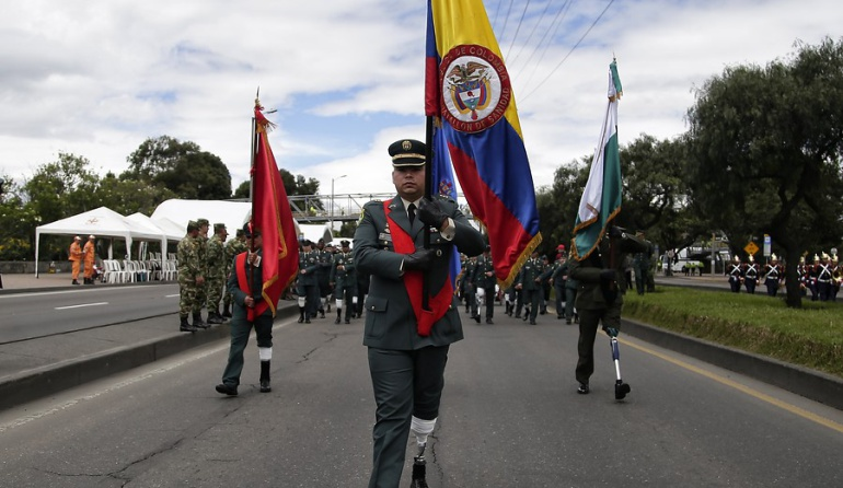 Independencia de Colombia: Todo listo para el desfile del 20 de julio en Ibagué