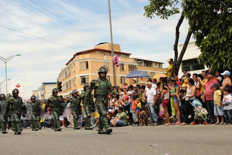 CIERRES VIALES CONMEMORACIÓN DEL 20 DE JULIO BUCARAMANGA: Estos son los cierres viales por el desfile del 20 de julio