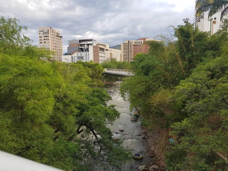 contaminacion agua y entorno: Se abre en Cali otro espacio para cuidar el recurso hídrico