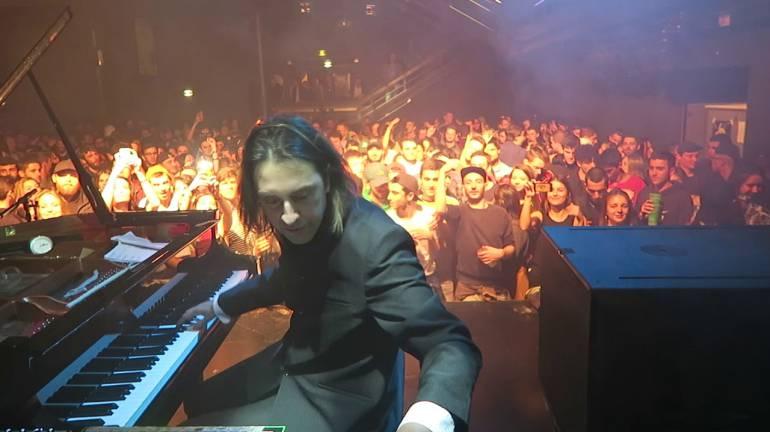 Festival la machina en Cali con Fabrizio Rat: Cali vibrará con los ritmos electrónicos de Fabrizio Rat - 'La Machina'