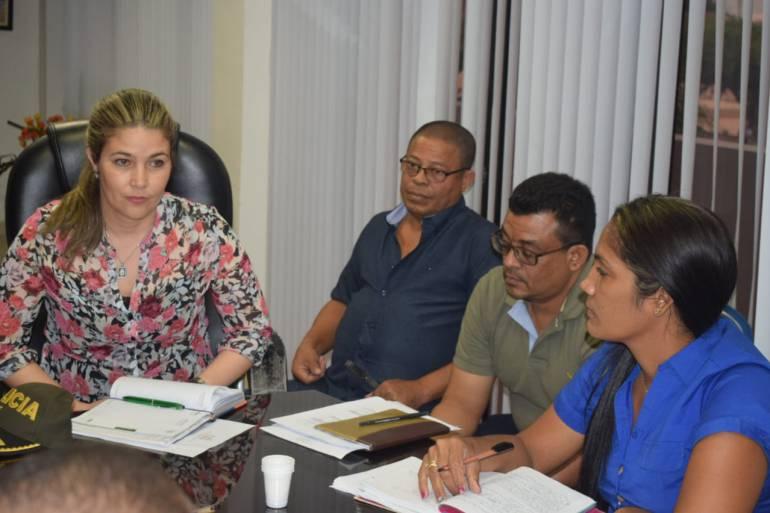 Consejo de seguridad extraordinario en Arjona, Bolívar: Consejo de seguridad extraordinario en Arjona, Bolívar