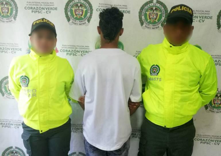 Detenido joven por supuesta violación a estudiante de colegio en Cartagena: Detenido joven por supuesta violación a estudiante de colegio en Cartagena