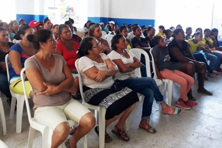 Se inicia entrega de incentivos en Más Familias en Acción en Cartagena: Se inicia entrega de incentivos en Más Familias en Acción en Cartagena