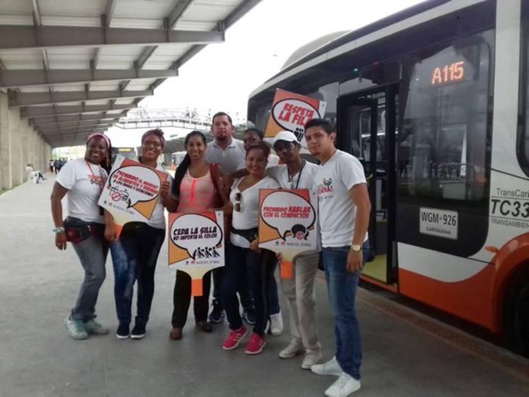 Denuncian falsas promesas de vinculación laboral en Transcaribe: Denuncian falsas promesas de vinculación laboral en Transcaribe