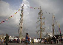 Todo listo para el SAIL Cartagena de Indias 2018