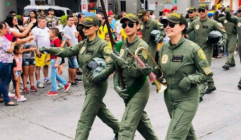 Desfile 20 de julio: Ibaguereños disfrutaron del desfile del 20 de julio