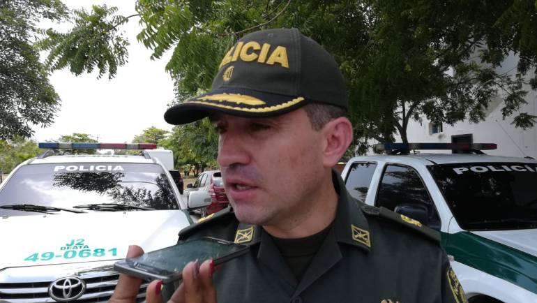 Coronel Francisco Arias.