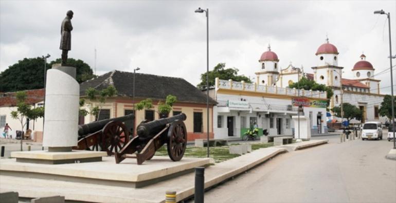Plaza de Soledad
