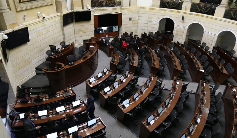 Elecciones Alcaldía de Bogotá: Segunda vuelta para elegir alcalde de Bogotá vuelve a discusión en Congreso