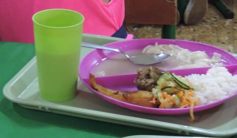 Ejecución el Plan de Alimentación Escolar en Caldas