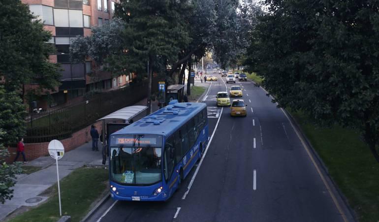 Movilidad Urbana: Dueños de carros deben pagar arreglo de vías y subsidiar Sitp: Peñalosa