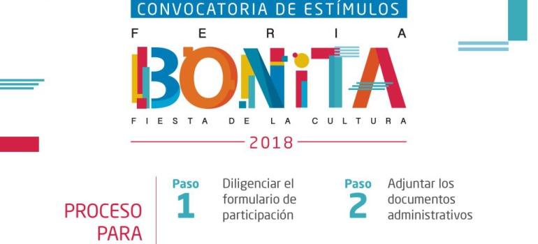 """FERIA BUCARAMANGA ESTÍMULOS CONVOCATORIA SANTANDER: Abierta convocatoria de estímulos Feria Bonita """"Fiesta de la Cultura 2018"""""""