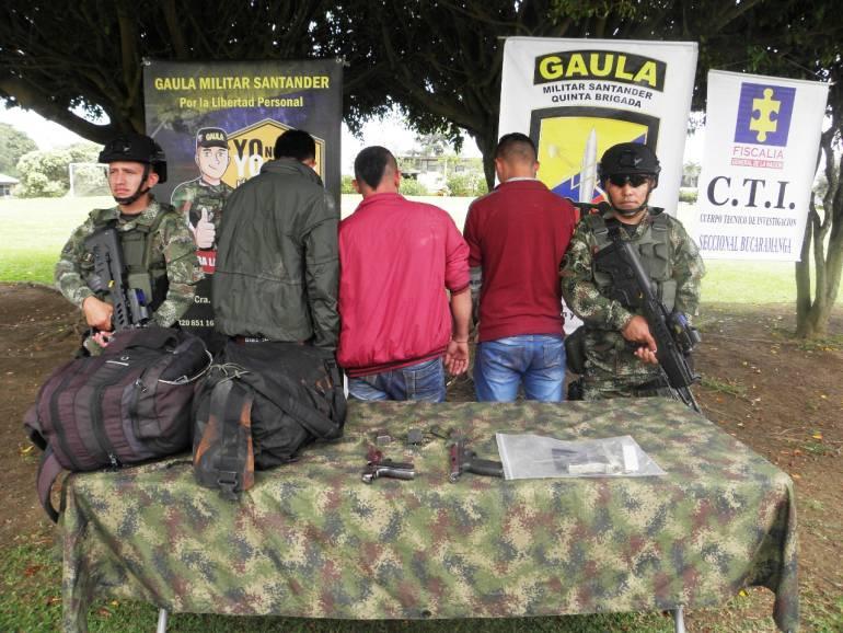 GANADERO MARCO TULIO VIA CUROS MALAGA SECUESTRO MIL MILLONES SAN ANDRES: Legalizan captura de implicados en secuestro de comerciante