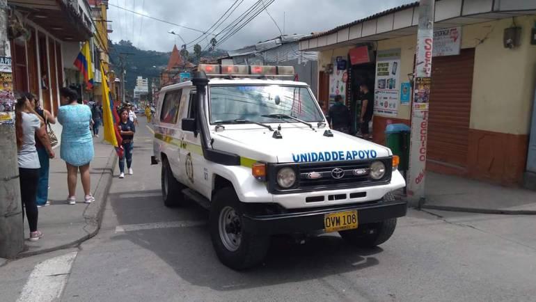 Villamaría (Caldas) sin ambulancias para transportar pacientes: Villamaría (Caldas) está sin ambulancia para atender emergencias