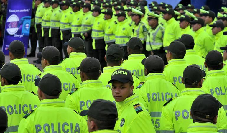 JUDICIAL: Capturan policías en Neiva por presuntos hechos de corrupción