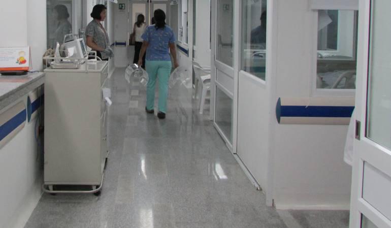 Hospitales públicos de Bogotá sin riesgo financiero