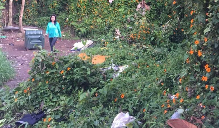 Reserva Ambiental Monteleón en Manizales