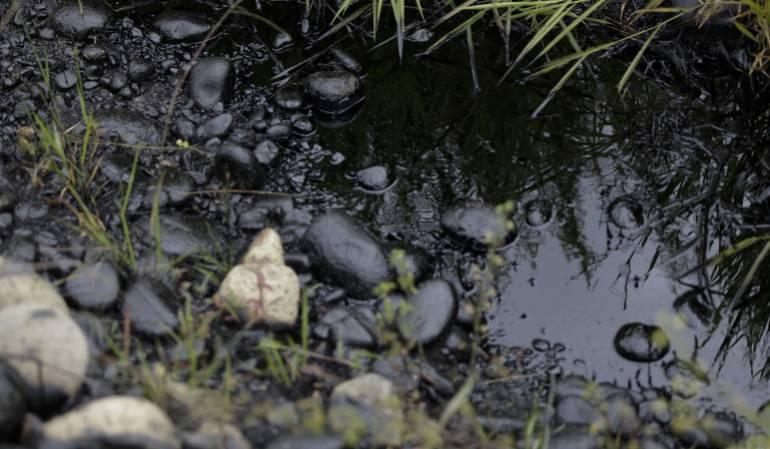 Derrame de petróleo: Ocensa restablece operación y supera emergencia por derrame de crudo