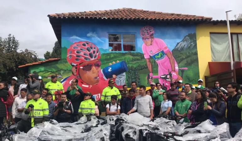 Tour de Francia: Nairo lleva este tour en el corazón, dice su familia