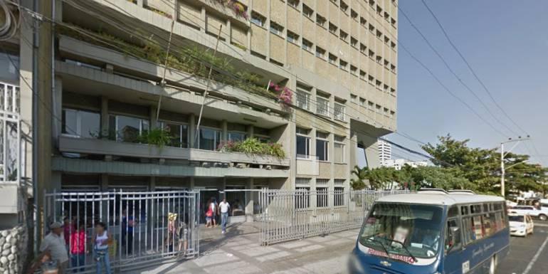 Instalaciones del Sena en Barranquilla.