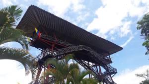 Un millón de visitantes al año reporta el Parque del Café