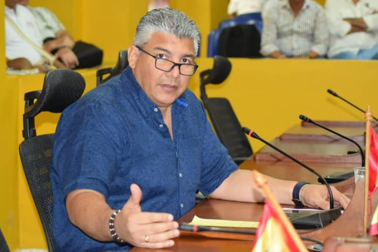 Concejal de Cartagena denuncia que Contraloría no responde sus peticiones: Concejal de Cartagena denuncia que Contraloría no responde sus peticiones