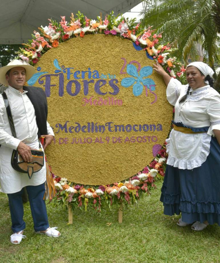 Feria de las flores: Medellín lanza la Feria de las Flores 2018