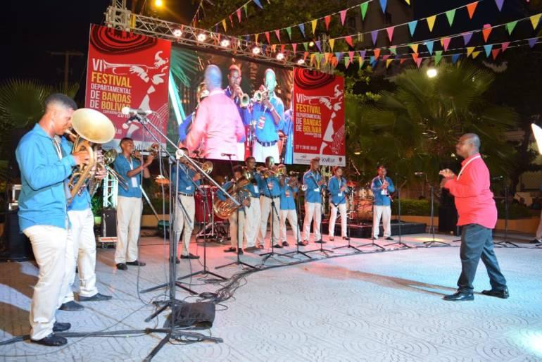 Festibandas 2018 pone a bailar a Cartagena: Festibandas 2018 pone a bailar a Cartagena