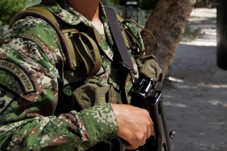 Capitán de Infantería de Marina es acusado de delito sexual con menores: Capitán de Infantería de Marina es acusado de delito sexual con menores