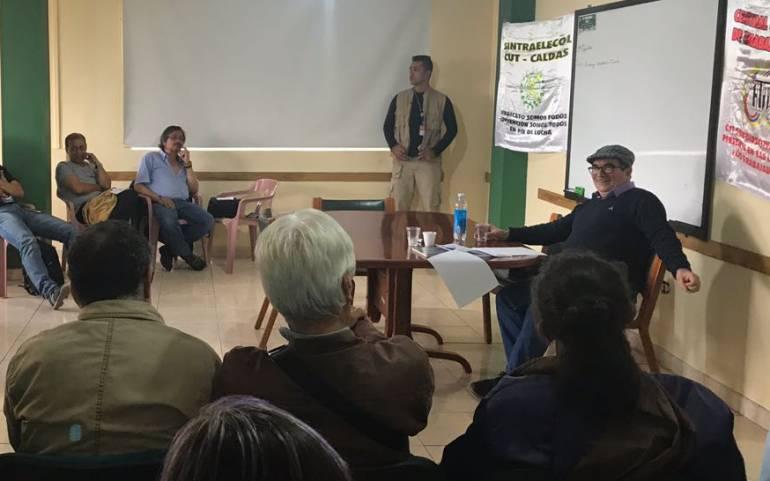 Timochenko: Cada uno en el partido es libre: Timochenko sobre renuncia de Márquez