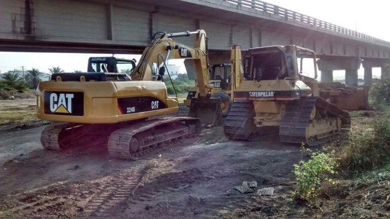 Obras del puente Pumarejo avanza a buen ritmo: Invías: Obras del puente Pumarejo avanzan a buen ritmo: Invías