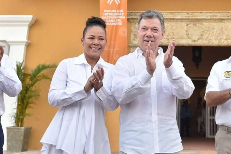 Santos desistió de nombrar nuevo alcalde encargado de Cartagena: Santos desistió de nombrar nuevo alcalde encargado de Cartagena