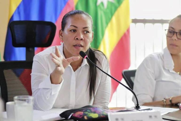 """Alcaldía de Cartagena: """"Hasta el último día trabajo por y para los cartageneros"""": Yolanda Wong"""