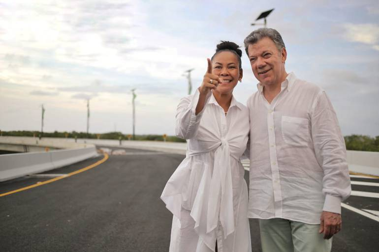 """""""Señor Presidente, gracias"""": alcaldesa encargada de Cartagena Yolanda Wong: """"Señor Presidente, gracias"""": alcaldesa encargada de Cartagena Yolanda Wong"""