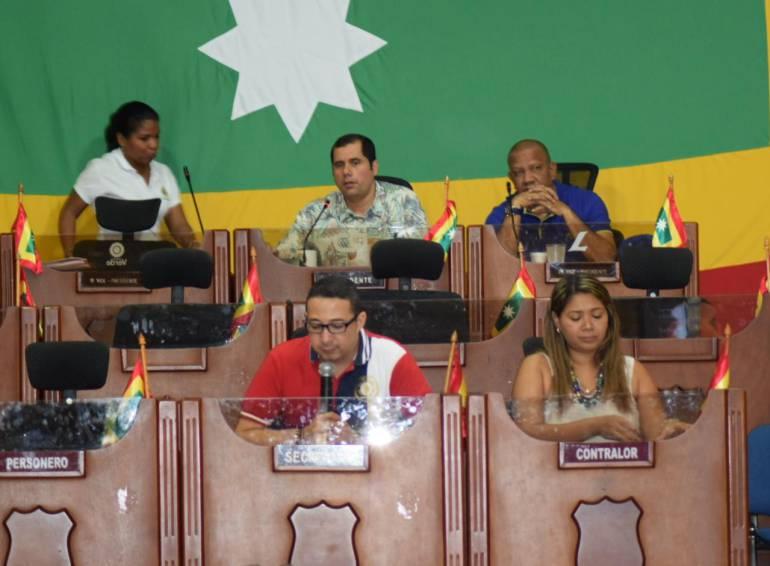 Concejo de Cartagena pide soluciones a los problemas de movilidad: Concejo de Cartagena pide soluciones a los problemas de movilidad