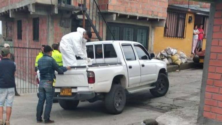 Homicidio en Villamaría (Caldas): Riña por $8.000 terminó en un asesinato