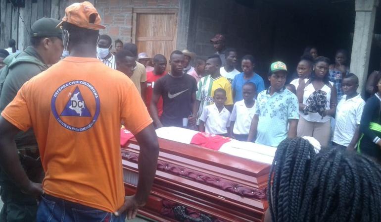 Muerte de niños en Cauca: Se ahogaron dos niños en aguas del Río Timbiquí en el Cauca