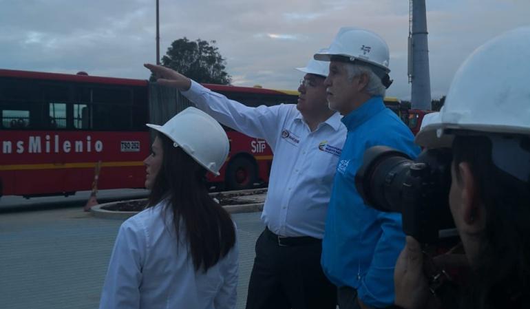Transmicable en Bogotá: Cabinas de cable aéreo en Bogotá tendrán WiFi y cámaras de seguridad