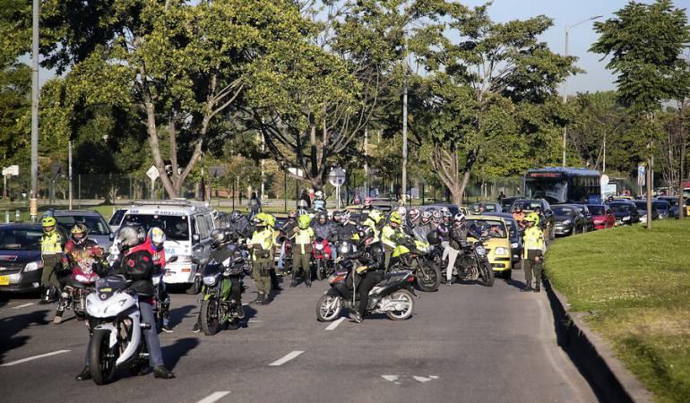Movilidad urbana: Alcaldía de Bogotá contempla levantar restricción de parrillero en moto