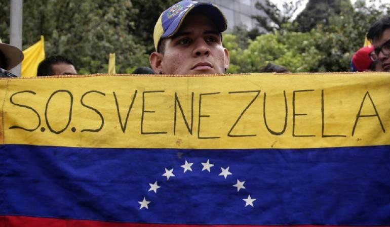 Venezolanos en Cali: Se inicia retiro de venezolanos de zona contigua a la Terminal