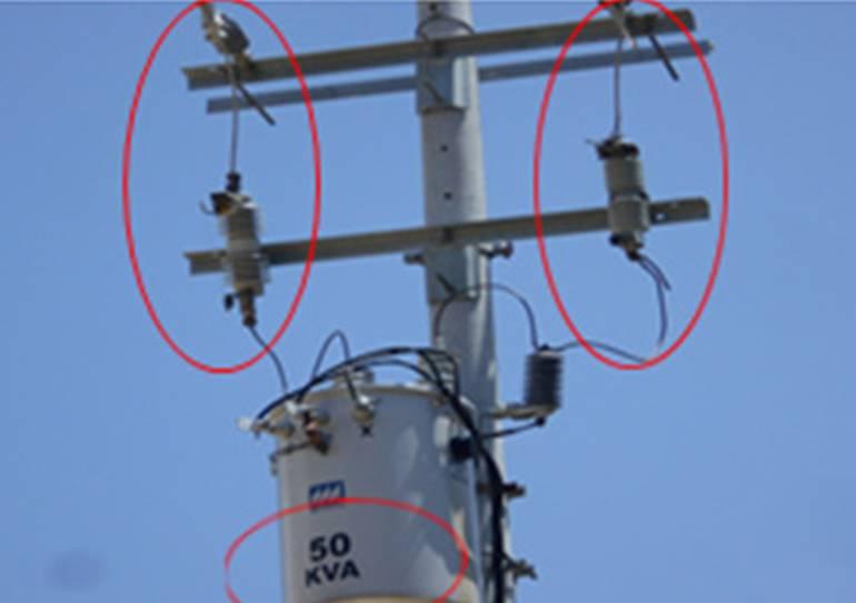 Detectan transformador ilegal en la Alcaldía de Arroyohondo, Bolívar: Detectan transformador ilegal en la Alcaldía de Arroyohondo, Bolívar