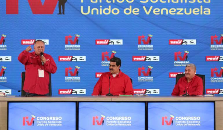 Cabello: Mandato de Asamblea Constituyente podría ser extendido