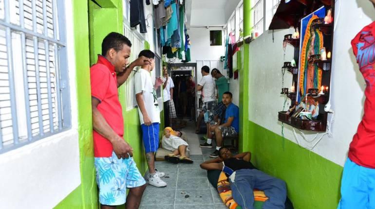 Bellavista, cárcel, visitas: Habilitan visitas al patio 16 de Bellavista, pero con restricciones